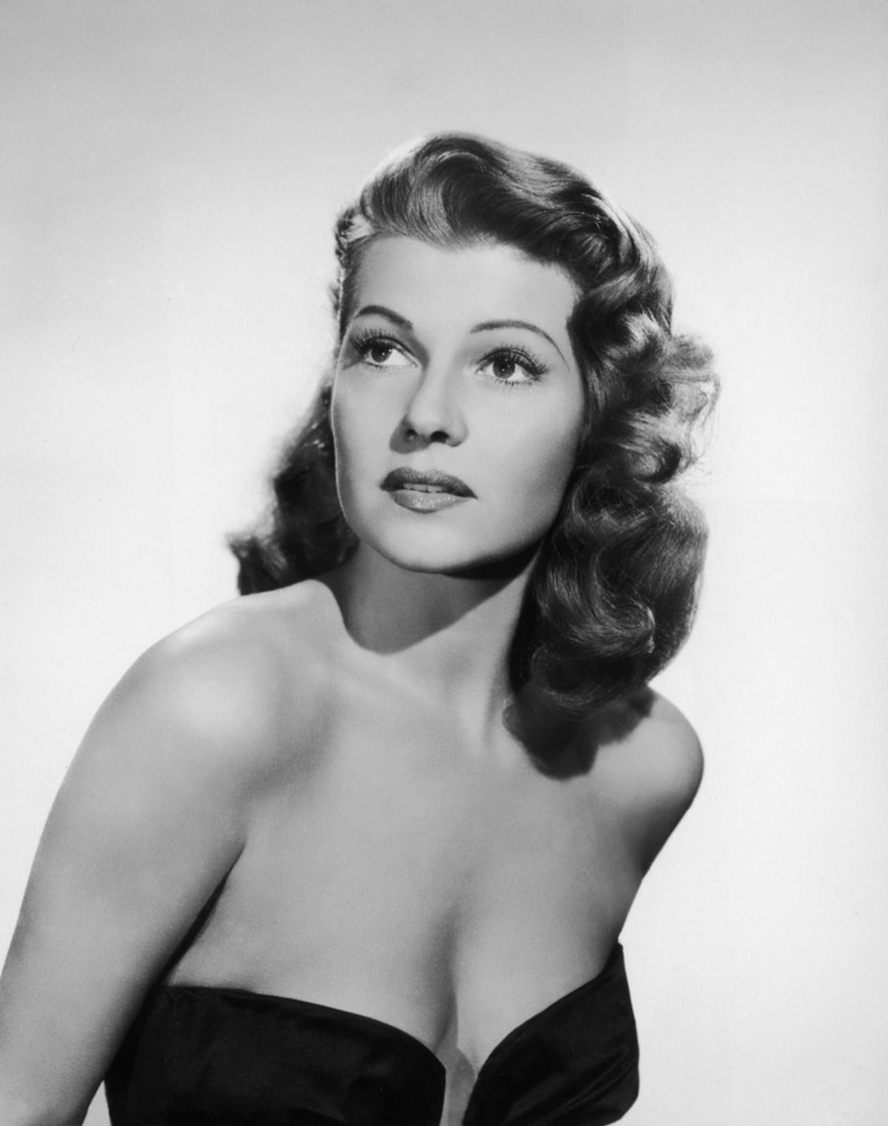 Rita Hayworth dans Rita Hayworth Rita2